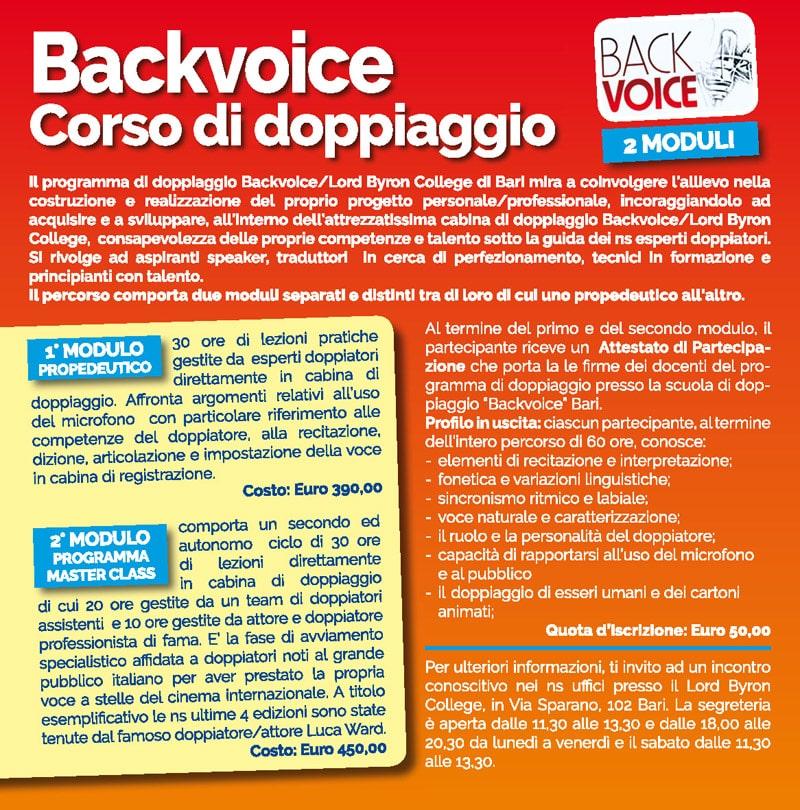 prezzi-backvoice
